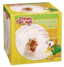 Small Animal LW Exercise Ball, Medium, Stand-V