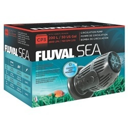 Aquaria Fluval Sea Aquarium Circulation Pump (CP3), 5W, 2800 LPH (740 GPH)