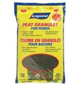 Pond (W) Laguna Peat Granules, 4.4lbs (2Kg)-V