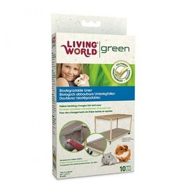 Small Animal (D) Biodegradable Liners<br />medium