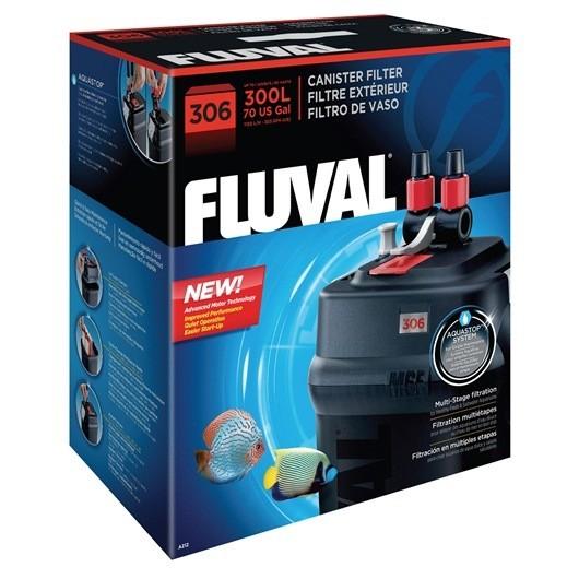 Aquaria Fluval 306 Canister Filter (MRSP 389.99)