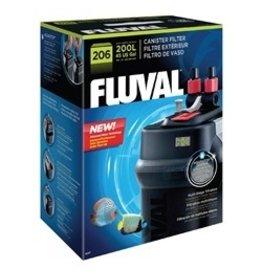 Aquaria Fluval 206 Canister Filter (MSRP-289.99)