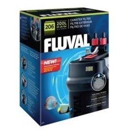 Aquaria Fluval 206 Canister Filter (MSRP-299.99)