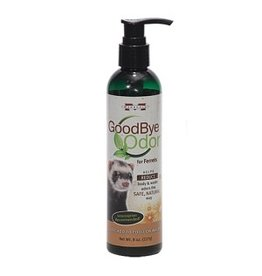 Small Animal GOOD-BYE ODOR FOR FERRETS