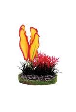 Aquaria (D) UT SM SCENE - FIRE SWORD W/ BLACK GRASS
