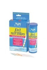 Aquaria AP 5 IN 1 AQUARIUM TEST STRIPS