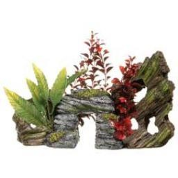 Aquaria (D) Marina Decor Rock and Bark, Large-V (LC)