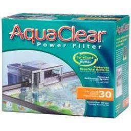 Aquaria AquaClear 30 Power Filter-V