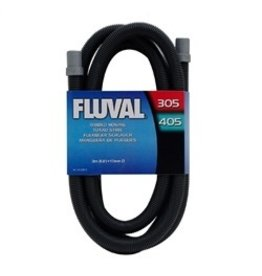 Aquaria (W)  Fluval Ribbed Hosing for 304, 404,305,405