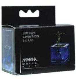 Aquaria (W) Marina Betta Kit LED light-V