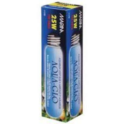 Aquaria Marina Aqua-Glo Showcase Bulb 25W-V
