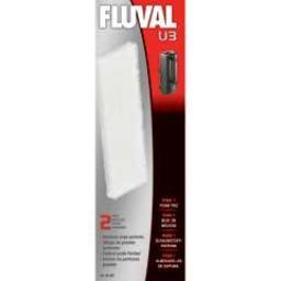 Aquaria Fluval U3 Foam Pad,2pcs-V