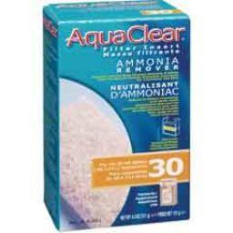 Aquaria AqClear 30 Ammo-Rid Ammonia Remov.121g-V
