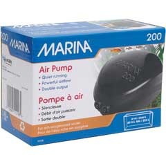 Aquaria Marina 200 Air pump-V