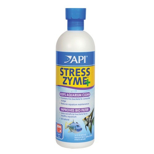 Aquaria AP STRESS ZYME 16OZ