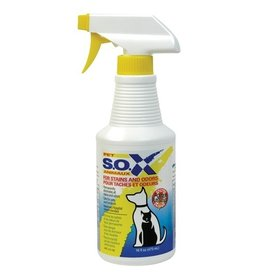 Dog & cat (W) Sox Stain & Odor Remove 16oz-V
