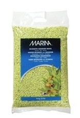 Aquaria (D) Marina Aquarium Gravel,Lime-Green,10kg-V