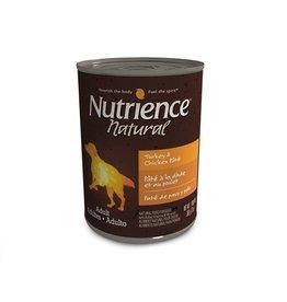 Dog & cat (D) Nutrience Natural Adult - Turkey & Chicken Pâté