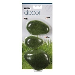 Aquaria Fluval Decor - Moss Stones - Large