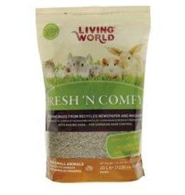 Small Animal (W) LW Fresh n Comfy Bdng 20L-Tan-V