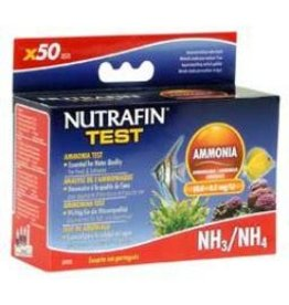 Aquaria (W) Ammonia 50 Tests-V