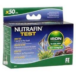 Aquaria (W) Iron 50 Tests-V