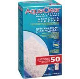 Aquaria Aq-Clear 50 Ammorid Ammonia Remov.143G-V