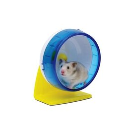 "Small Animal Living World Exercise Wheel for Hamsters - 14 cm (5.5"")"
