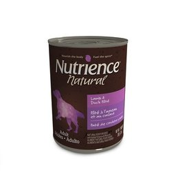 Dog & cat Nutrience Natural Adult - Lamb & Duck Pâté