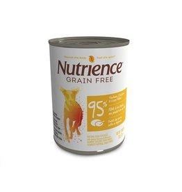 Dog & cat (D) Nutrience Grain Free 95% Turkey, Chicken & Liver Pâté