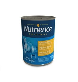 Dog & cat Nutrience Original Adult - Chicken Pâté with brown rice & vegetables