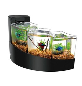 Aquaria (W) AQ BETTA FALLS BLACK