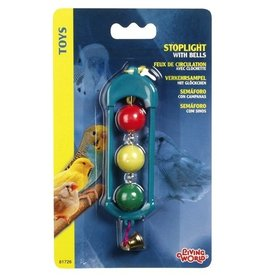 Bird LW Stoplight W/Bells-V