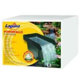 Pond Laguna PowerFalls Filter Spillway