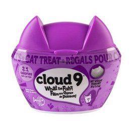 Dog & cat (W) Cloud 9, What the Fish 35g(1.2oz)