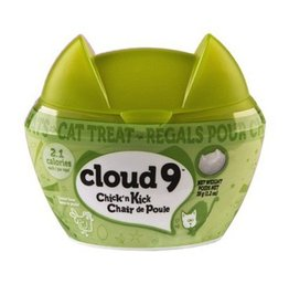 Dog & cat (W) Cloud 9, Chick'n Kick 35g (1.2oz)
