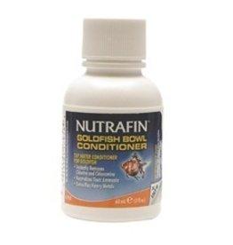 Aquaria (W) Nutrafin Goldfish Bowl Conditioner 60mL