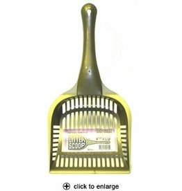 Dog & cat Van Ness Litter Scoop, Giant (LS2)
