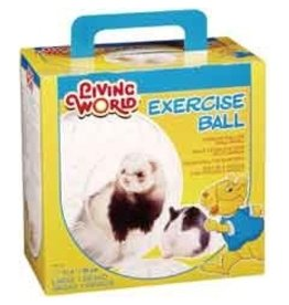 Small Animal LW Exercise Ball, Large-V