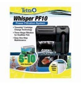 Aquaria (D) TS WHISPER FILTER PF10