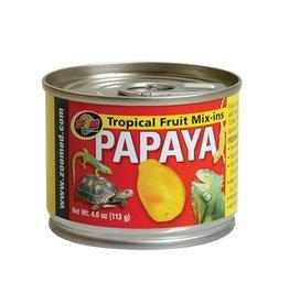 Reptiles (W) Tropical Fruit Mix-ins Papaya