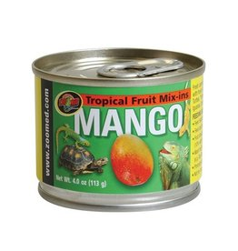 Reptiles (W) Tropical Fruit Mix-ins Mango
