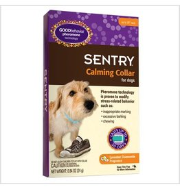 Dog & cat (W) SENTRY CALMING COLLAR FOR DOGS SINGLE