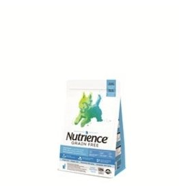 Dog & cat Nutrience Grain Free - Small Breed – Ocean Fish Formula - 2.5 kg
