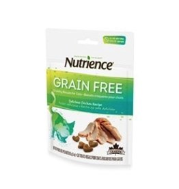 Dog & cat (D) Nutrience Grain Free Biscuits for Cats - Delicious Chicken Recipe - 85 g (3 oz)