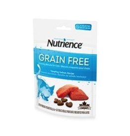 Dog & cat (D) Nutrience Grain Free Biscuits for Cats - Tempting Salmon Recipe - 85 g (3 oz)