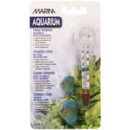 Aquaria Marina Floating Thermometer C & F-V