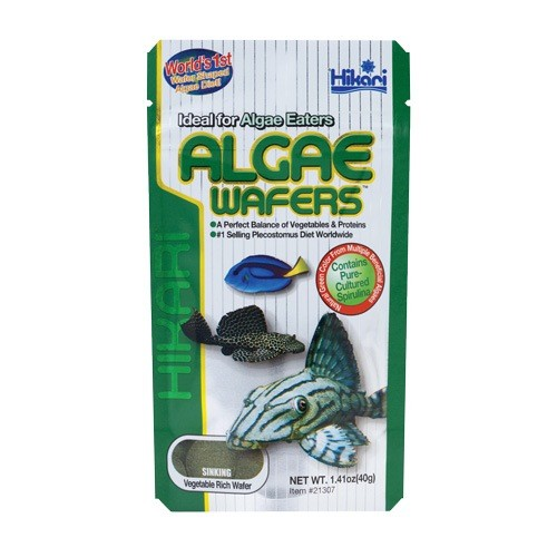 Aquaria HK TROP.ALGAE WAFER 1.41OZ