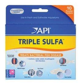 Aquaria (D) AP TRIPLE SULFA POWDER PACKETS