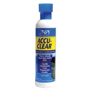 Aquaria AP ACCU-CLEAR 8 OZ